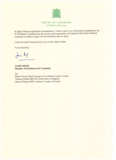 Letter to Commissioner Cretu Page 2