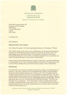 Letter to the Chancellor 1