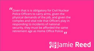 Civil Nuclear Police