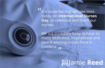 Nurses Day Infographic